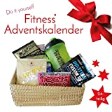 Fitnesskaufhaus Do It Yourself Samples Fitness Adventskalender 2018, 24 TLG Protein Shaker