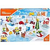 DOXA Mega Construx Despicable Me 3 Adventskalender