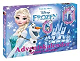 Craze 57309 - Adventskalender Disney Frozen, Die Eiskönigin