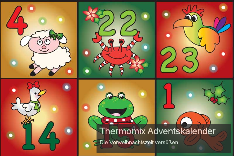 Thermomix Adventskalender | Die besten Adventskalender.
